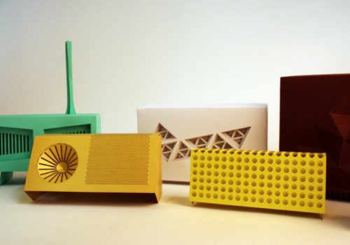 RFID Radios by Matt Brown
