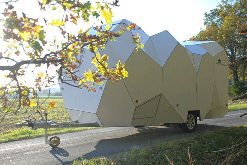Mehrzeller, the Multicellular Caravan in architecture  Category