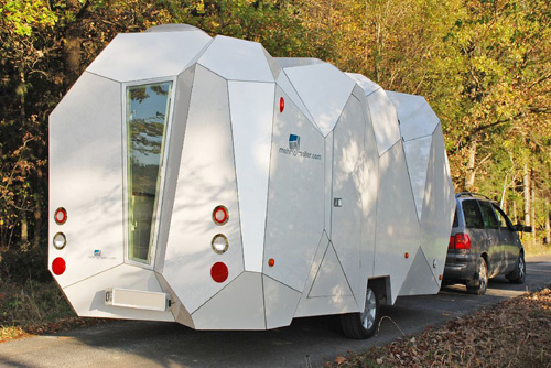 Mehrzeller, the Multicellular Caravan in main architecture  Category