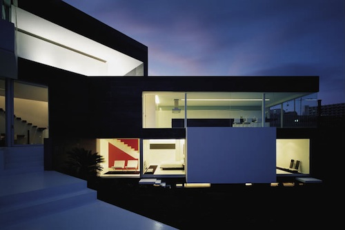 House in Coruña in Spain by A-cero Architects