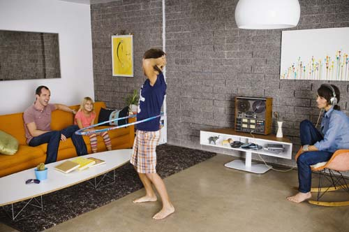 OMNI+ Modern Home Entertainment in main home furnishings  Category