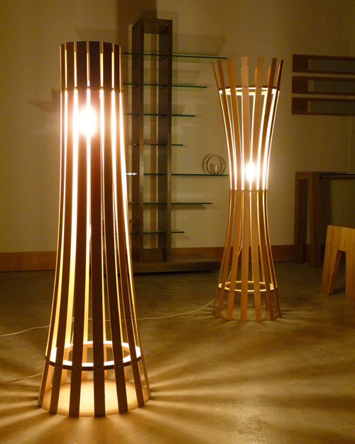 Pinch and Splay Lamps in home furnishings  Category