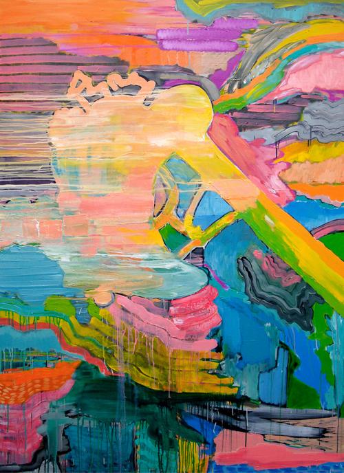 Grace Weinrib in main art  Category
