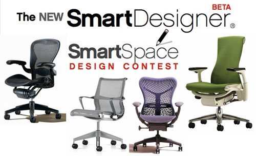 Reminder: Smart Furniture's Smart Space Design Contest!