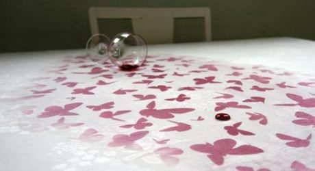 Underfull Table Cloth by Kristine Bjaadal