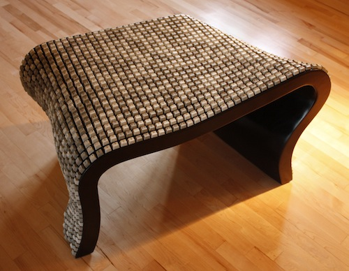 Wolfgang Keyboard Bench by Nolan Herbut