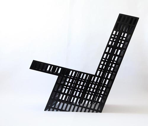 Myrkr Chair by Christopher Warren