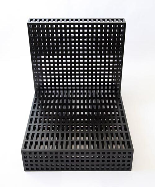 Myrkr Chair by Christopher Warren in main home furnishings  Category