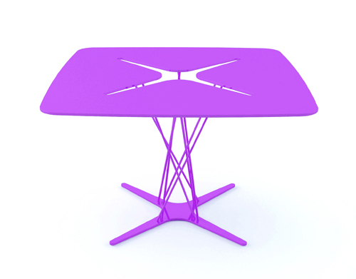 X-Table by Michael Bihain