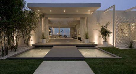 Carla Ridge Home in California by Steve Hermann Design