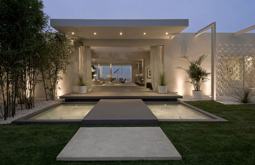Carla Ridge Home in California by Steve Hermann Design