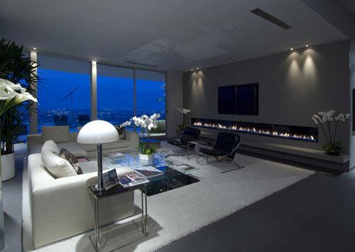 Carla Ridge Home in California by Steve Hermann Design in main interior design architecture  Category