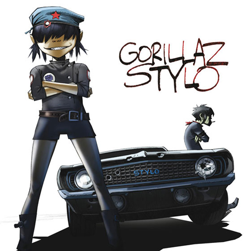 The Beat Boxed: Gorillaz in main interior design  Category