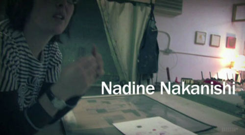 MMP Profile: Nadine Nakanishi in art  Category