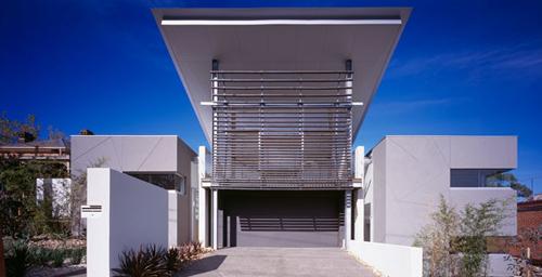 Redmond Street in Australia by Bojan Simic Architecture
