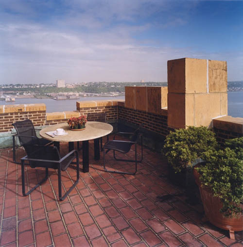 Riverside Drive Penthouse in New York by Belmont Freeman Architects in main architecture  Category