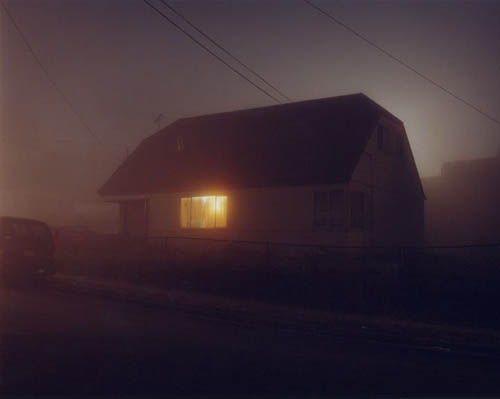 Todd Hido in main art  Category