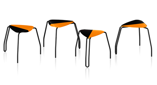 Apis Stool by Alessandro Loschiavo in main home furnishings  Category