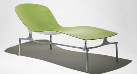 Billet Chaise by Michael W. Dreeben