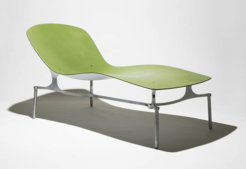 Billet Chaise by Michael W. Dreeben