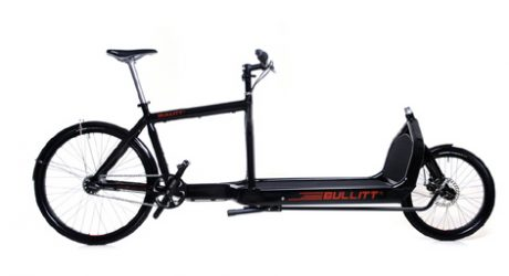 Bullitt Cargo Bike by Larry vs. Harry