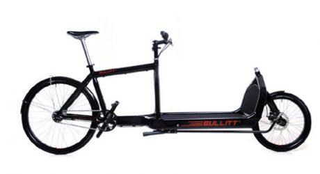 Bullitt Cargo Bike by Larry vs. Harry