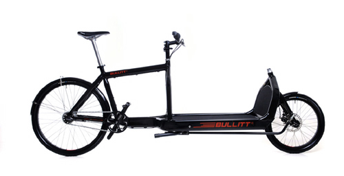 Bullitt Cargo Bike by Larry vs. Harry  in technology  Category
