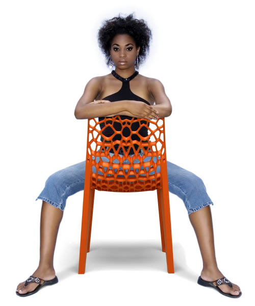 Coral Chair in home furnishings  Category
