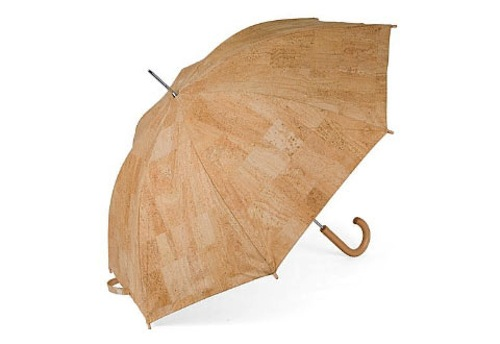 Cork Umbrella by Sandra Correia
