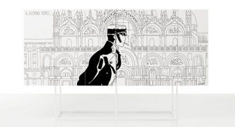 Corto Maltese by Capo d'Opera