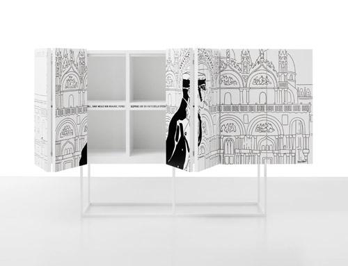 Corto Maltese by Capo dOpera in main home furnishings  Category