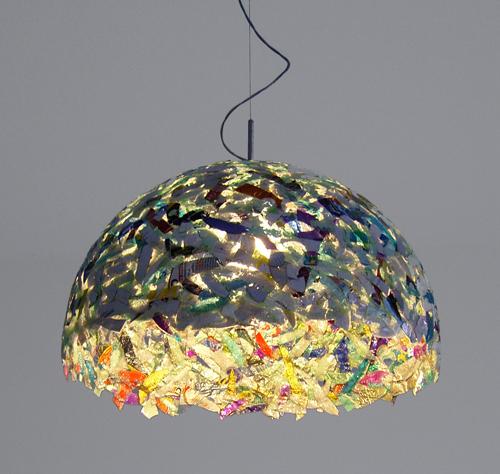 Data Lamp by YeaYea