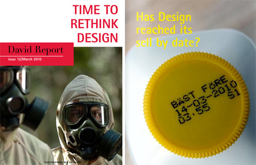 The David Report: Is it Time to Rethink Design?