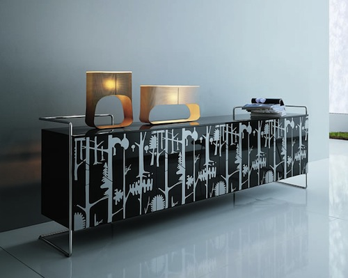 Dining Room Buffet from Momentoitalia Design Milk