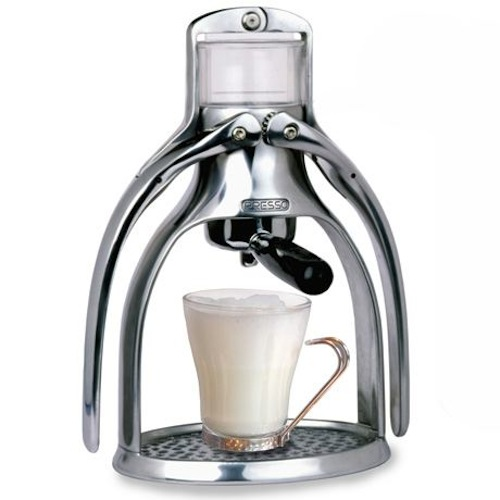 Espresso Maker by Patrick Hunt for Matteriashop