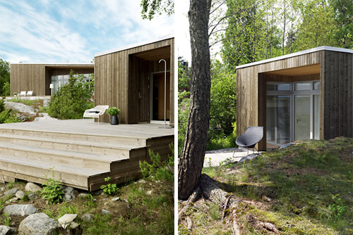 Folded Roof House in Sweden by Claesson Koivisto Rune in main architecture  Category