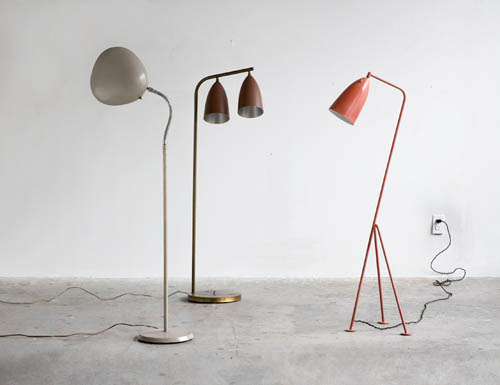 Cobra Floor Lamp Gubi