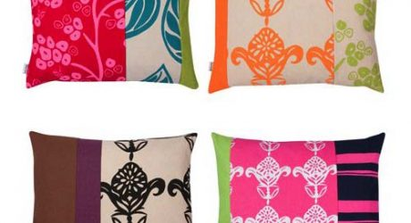 Henry Road Patch Pillows