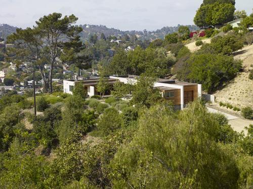 Hidden House in California by Standard