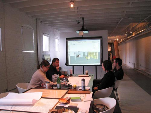 A Day in the Life of Hufft Projects in main architecture  Category