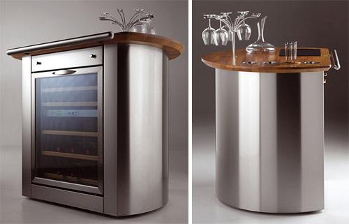 Refreshment Stations Take Center Stage Design Milk