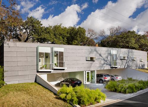 Kimber Modern in Texas by Burton Baldridge Architects