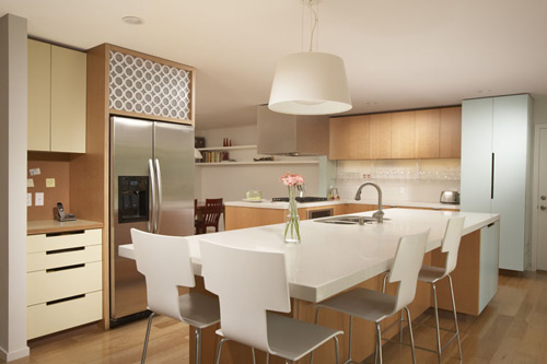 Marin County Kitchen design