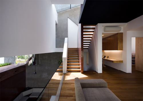 The Maximum Garden House by Formwerkz in main architecture  Category