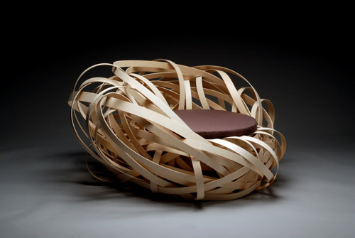 Nest Chair by Nina Bruun in main home furnishings  Category