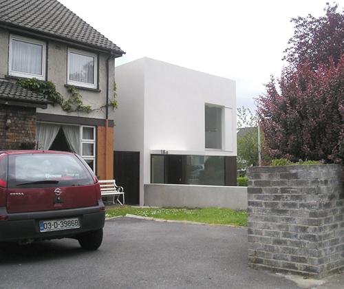 Newgrange Road House by Odos Architects