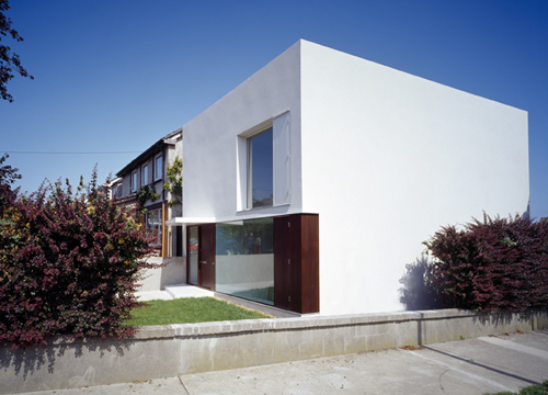 Newgrange Road House by Odos Architects in main architecture  Category
