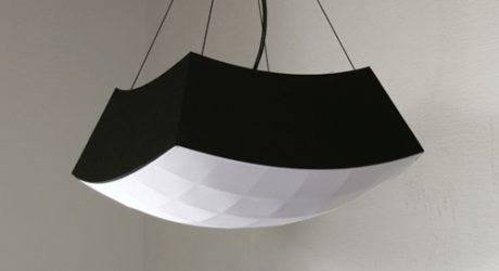Pagoda Lamp by Bao-Nghi Droste