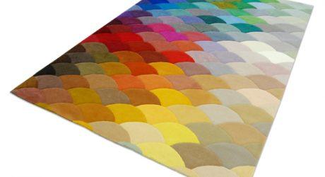 Tufted Pixel Rug