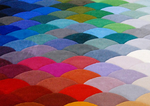 Tufted Pixel Rug in main home furnishings  Category